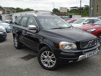 2014 VOLVO XC90 2.4 D5 SE LUX AWD 5d AUTO 200 BHP £15000.00