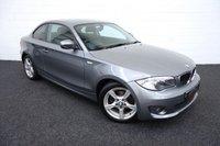 2012 BMW 1 SERIES 2.0 118D SPORT 2d 141 BHP £7995.00