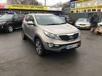 USED 2010 60 KIA SPORTAGE 2.0 CRDI FIRST EDITION 5 DOOR 134 BHP IN SILVER WITH 1 OWNER AND 62000 MILES APPROVED CARS ARE PLEASED TO OFFER THIS  KIA SPORTAGE 2.0 CRDI FIRST EDITION 5 DOOR 134 BHP IN SILVER WITH 1 OWNER AND ONLY 62000 MILES WITH A GOOD SPEC INCLUDING A FULL LEATHER INTERIOR,REVERSE CAMERA,ALLOYS,BLUETOOTH AND MUCH MORE WITH A FILL SERVICE HISTORY SERVICED AT 5K,10K,17K,24K,29K,46K AND 62K A GREAT NEW SHAPE SPORTAGE WITH GREAT HISTORY A GREAT FAMILY SUV.