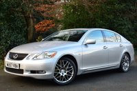 2007 LEXUS GS 3.0 300 SE-L 4d AUTO 245 BHP £7480.00