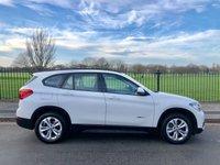 2016 BMW X1 2.0 SDRIVE18D SE 5d 148 BHP £15995.00