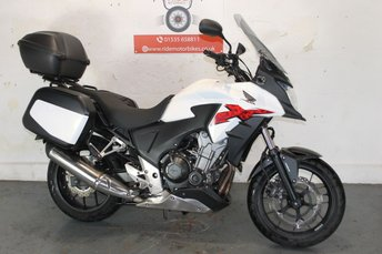 View our HONDA CB 500 X