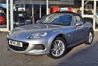 USED 2014 14 MAZDA MX-5 1.8 I SE 2d 125 BHP FINANCE TODAY WITH NO DEPOSIT