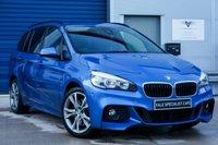 USED 2016 16 BMW 2 SERIES 2.0 220D XDRIVE M SPORT GRAN TOURER AUTO