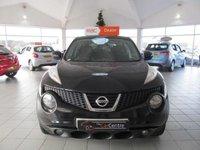 2011 NISSAN JUKE 1.6 ACENTA 5d 117 BHP £6100.00