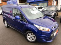2015 FORD TRANSIT CONNECT 1.6 200 LIMITED P/V 1d 114 BHP £10995.00