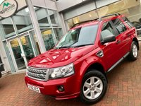 USED 2013 62 LAND ROVER FREELANDER 2 2.2 TD4 GS 5d 150 BHP