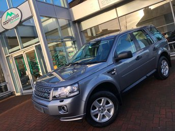 2013 LAND ROVER FREELANDER 2 2.2 TD4 GS (WINTER PACK) 5d 150 BHP £SOLD
