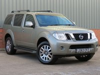 USED 2012 62 NISSAN PATHFINDER 2.5 DCI TEKNA 5d 188 BHP FANTASTIC CONDITION, SOUGHT AFTER 4X4