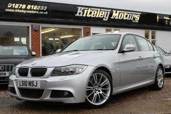 2010 BMW 3 SERIES 3.0 335I M SPORT 4d AUTO 302 BHP £12495.00