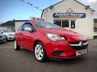 USED 2015 15 VAUXHALL CORSA 1.4 STING ECOFLEX 3d 89 BHP Low miles, One Owner, 12 Months MOT & Service inc