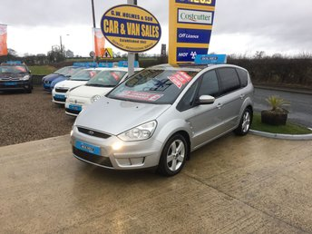 2008 FORD S-MAX TITANIUM 2.0 TDCI **7 SEATER**ONE LADY OWNER**FSH**ONLY 61K** £5995.00