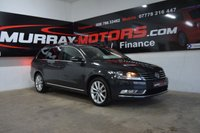 2014 VOLKSWAGEN PASSAT 2.0 EXECUTIVE TDI BLUEMOTION TECHNOLOGY 139 BHP £8350.00