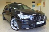 2014 BMW 5 SERIES 2.0 520D M SPORT GRAN TURISMO 5d AUTO 181 BHP £16950.00