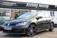 USED 2014 64 VOLKSWAGEN GOLF 2.0 GTD DSG 3d AUTO 182 BHP 1 OWNER FROM NEW