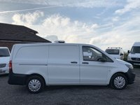 USED 2015 15 MERCEDES-BENZ VITO 1.6 111 CDI FACELIFT LONG LWB LWB, FACELIFT, ONE OWNER, FDSH, ONLY 37K MILES,