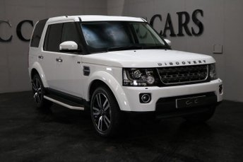 2014 LAND ROVER DISCOVERY 3.0 SDV6 COMMERCIAL XS 5d AUTO 255 BHP £26995.00