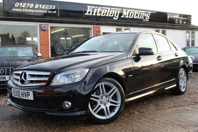 Used Mercedes-Benz C-Class cars in Stansted from Kiteley Motors