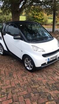 USED 2010 59 SMART FORTWO 0.8 PULSE CDI 2d AUTO 54 BHP FSH 2 KEYS HPI CLEAR DRIVES GOOD