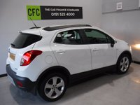 USED 2014 14 VAUXHALL MOKKA 1.7 EXCLUSIV CDTI S/S 5d 128 BHP GREAT FAMILY CAR WITH  HIGH SPEC, FINISHED IN GLEAMING WHITE,  ONE OWNER WITH FULL HISTORY, 4 STAMPS,  THIS CAR HAS BEEN VERY WELL LOOKED AFTER, COMES WITH CRUSE CONTROL LUXURY PARKING SENSORS, CLIMATE CONTROL, PRIVACY GLASS, 18INCH UPGRADED ALLOYS,