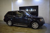 USED 2006 56 LAND ROVER RANGE ROVER SPORT 2.7 TDV6 SPORT HSE 5d AUTO 188 BHP
