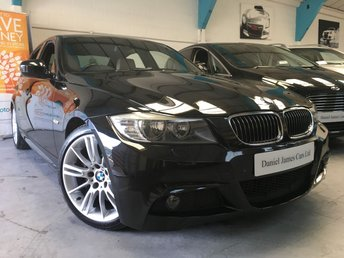 2009 BMW 3 SERIES 3.0 330D M SPORT 4d AUTO 241 BHP £8990.00