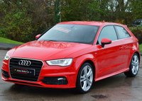 USED 2013 13 AUDI A3 1.4 TFSI S LINE 3d ** PART EXCHANGE WELCOME** **FINANCE AVAILABLE**