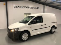 USED 2012 61 VOLKSWAGEN CADDY 1.6 C20 TDI 75 1d 74 BHP £5995 PLUS VAT
