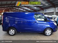 "USED 2016 66 FORD TRANSIT CUSTOM 2.0 270 LIMITED LR VAN 129 BHP EURO 6 -ONE OWNER-FULL SERVICE HISTORY ""YOU'RE IN SAFE HANDS"" - AA DEALER PROMISE"