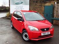 2015 SEAT MII 1.0 S AC 3d 59 BHP £3995.00