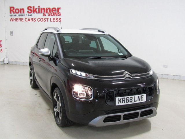 View our 2018 68 CITROEN C3 AIRCROSS 1.6 BLUEHDI FLAIR 5d 98 BHP