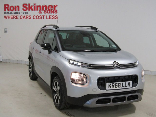 View our 2018 68 CITROEN C3 AIRCROSS 1.5 BLUEHDI FEEL S/S 5d 101 BHP