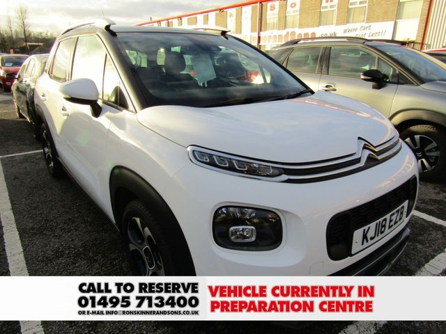 CITROEN C3 AIRCROSS at Ron Skinner and Sons
