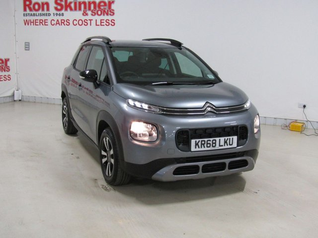 View our 2018 68 CITROEN C3 AIRCROSS 1.2 PURETECH FEEL S/S 5d 109 BHP