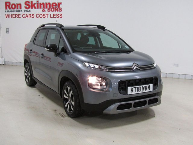 View our 2018 18 CITROEN C3 AIRCROSS (78)       1.2 PURETECH FEEL 5d 81 BHP
