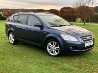 2009 KIA CEED 1.6 SW-7 5d 121 BHP £3990.00