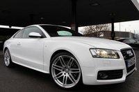 2011 AUDI A5 4.2 S5 FSI QUATTRO 3d 354 BHP £17990.00