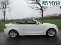 USED 2011 61 BMW 1 SERIES 2.0 118D M SPORT CONVERTIBLE 2d 141 BHP