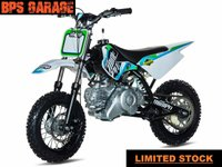 USED 2018 STOMP MINI PIT 65cc