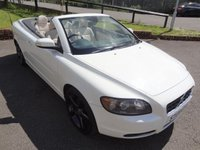 USED 2009 09 VOLVO C70 2.0 S 2d 135 BHP 3 Months Natonal Warranty - MOT'd One Year for New Owner