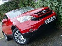2010 HONDA CR-V 2.2 I-DTEC ES-T 5d 148 BHP £5499.00