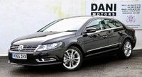 USED 2015 65 VOLKSWAGEN CC 2.0 TDI BlueMotion Tech (s/s) 4dr *1 OWNER*SATNAV*XENONS*