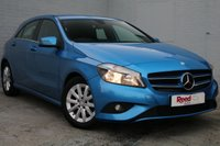 USED 2014 64 MERCEDES-BENZ A CLASS 1.5 A180 CDI ECO SE 5d 109 BHP FULL MERCEDES HISTORY+ FREE TAX + 1 OWNER
