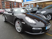 2010 PORSCHE BOXSTER 3.4 24V S 2d 310 BHP £18994.00