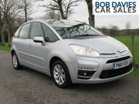 USED 2012 61 CITROEN C4 PICASSO 1.6 VTR PLUS HDI 5STR 5d 110 BHP