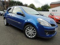 USED 2007 07 RENAULT CLIO 1.4 DYNAMIQUE S 16V 3d 98 BHP JUST MOT'D AND SERVICED