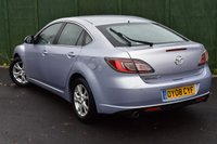 USED 2008 08 MAZDA 6 2.0 TS 5d 145 BHP WE OFFER FINANCE ON THIS CAR