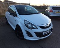 2013 VAUXHALL CORSA 1.2 LIMITED EDITION 3d 83 BHP £5495.00