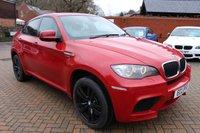 2012 BMW X6 4.4 M 4d AUTO 548 BHP £24995.00