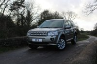 2011 LAND ROVER FREELANDER 2 2.2 SD4 HSE 5d AUTO 190 BHP (FREE 2 YEAR WARRANTY) £13799.00